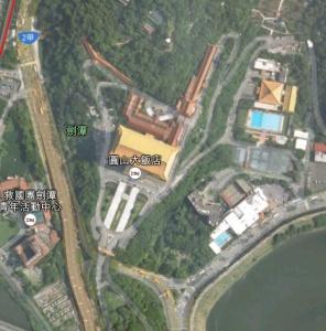 圓山大飯店 Map