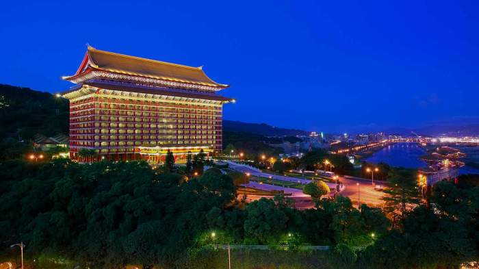 Grand Hotel Taiwan